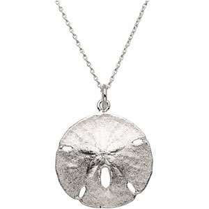 Sand dollar pendants sand dollar jewelry nautical pendants aloadofball Images